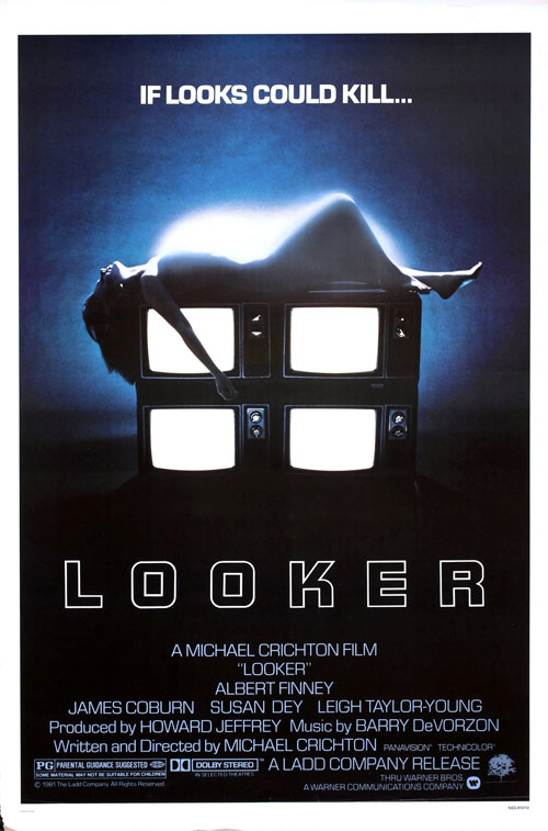 Us poster from the movie Looker