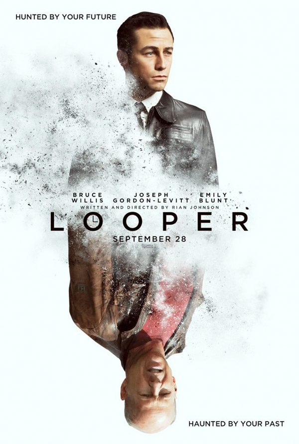 Us poster from the movie Looper