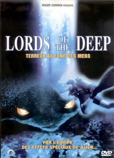 Unknown artwork from the movie Lords of the Deep