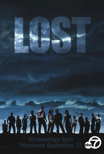Us poster from the series Lost