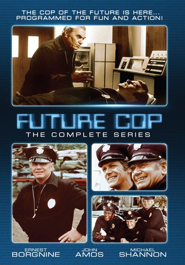 Us poster from the series Future Cop
