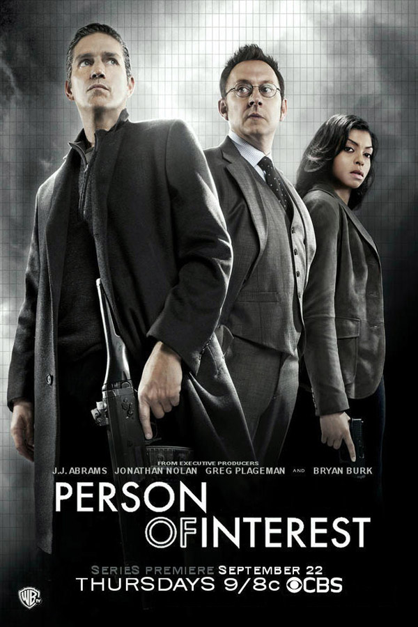 Us poster from the series Person of Interest