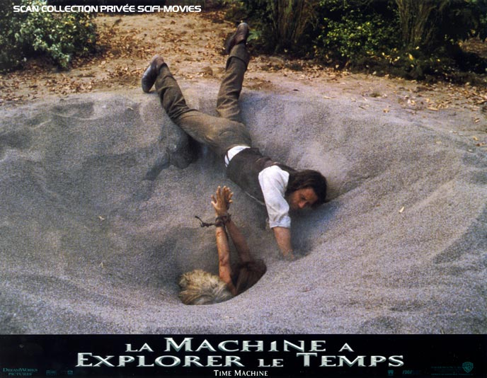 Photo de 'La machine à explorer le temps' - ©2002 Warner - La machine à explorer le temps (The Time Machine) - cliquez sur la photo pour la fermer