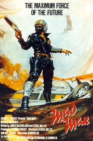 Unknown poster from the movie Mad Max