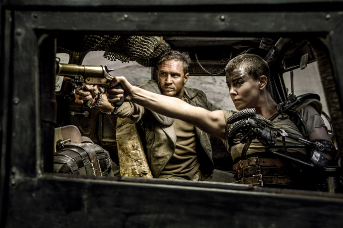 Photo de 'Mad Max : Fury Road' - ©2015 Warner Bros. Pictures - Mad Max : Fury Road (Mad Max: Fury Road) - cliquez sur la photo pour la fermer