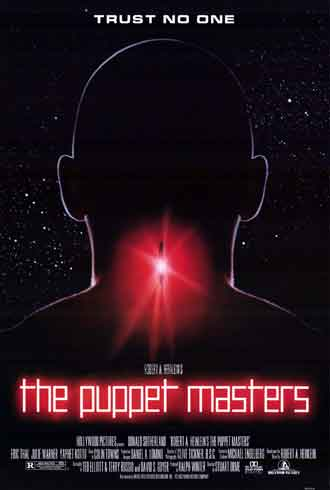 Us poster from the movie The Puppet Masters