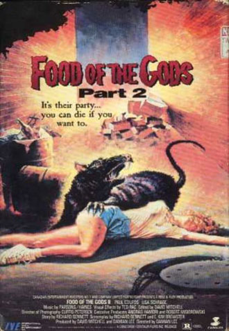 Unknown artwork from the movie Food of the Gods II