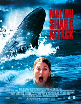 Unknown poster from the TV movie Malibu Shark Attack