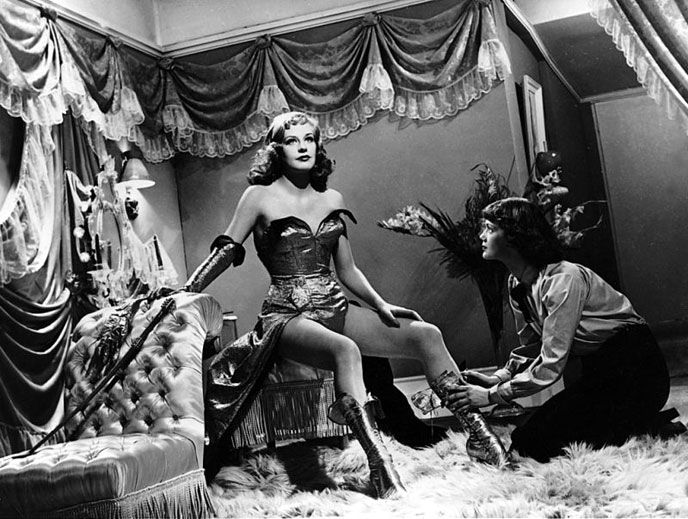 Image result for Alraune (1952)