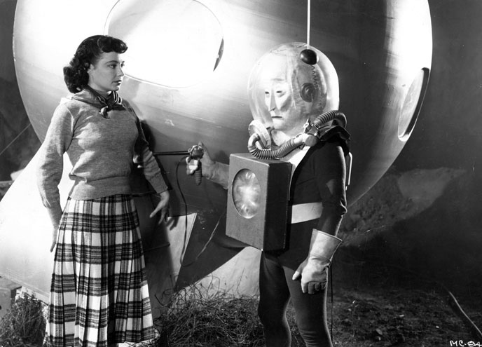 Photo de 'The Man from Planet X' - ©1951 United Artists - The Man from Planet X (The Man from Planet X) - cliquez sur la photo pour la fermer
