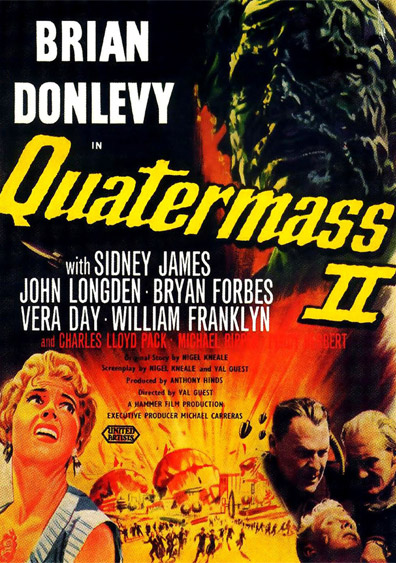 Unknown poster from the movie Quatermass 2