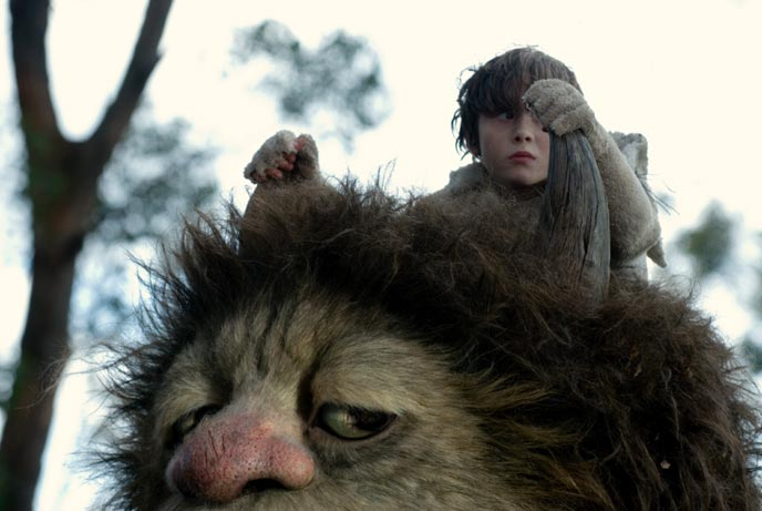 Photo de 'Max et les maximonstres' - © 2008 WARNER BROS. ENTERTAINMENT INC. - Max et les maximonstres (Where the Wild Things Are) - cliquez sur la photo pour la fermer