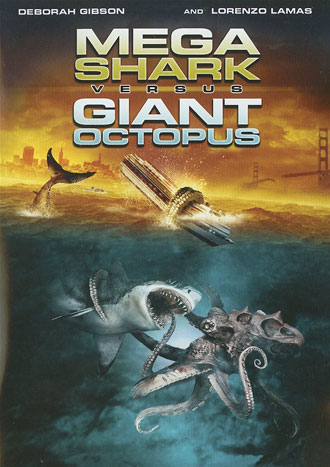 Visuel inconnu de 'Mega Shark vs Giant Octopus'