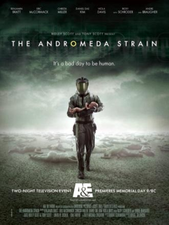 Us poster from the series The Andromeda Strain