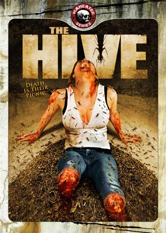 Unknown artwork from the TV movie The Hive