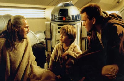 Meeting - Star Wars: Episode I - The Phantom Menace