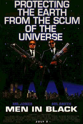 Unknown poster from the movie Men in Black