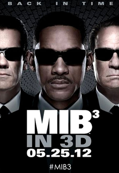 Us poster from the movie Men in Black III