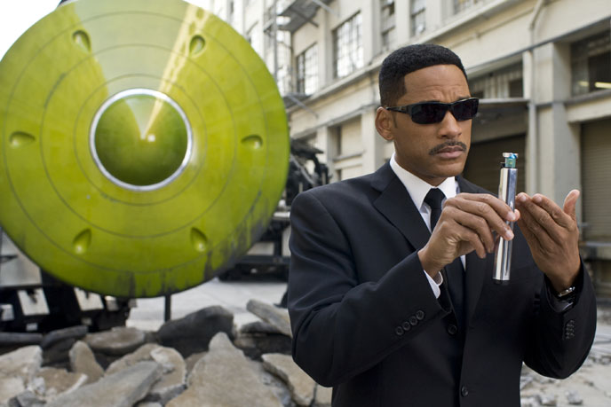 Photo de 'Men in Black 3' - ©2011 Columbia Pictures - Men in Black 3 (Men in Black III) - cliquez sur la photo pour la fermer