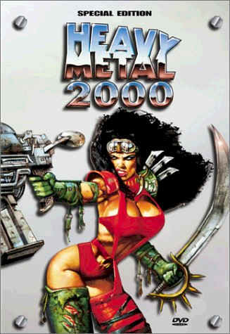 Unknown artwork from the movie Heavy Metal 2000