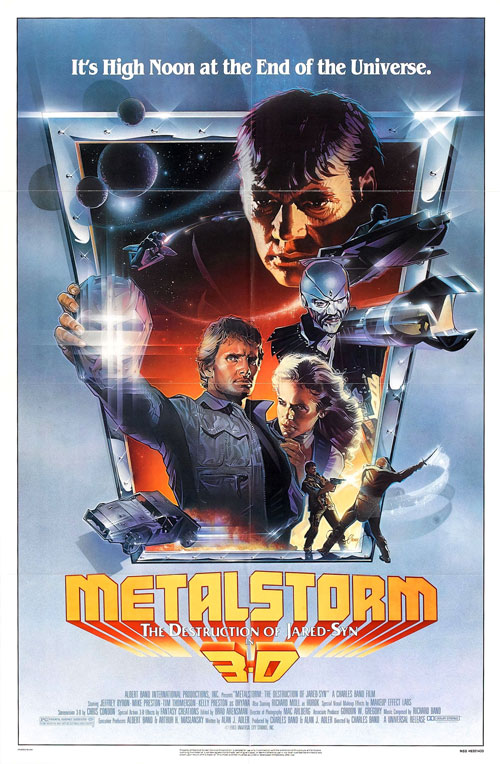 Us poster from the movie Metalstorm: The Destruction of Jared-Syn