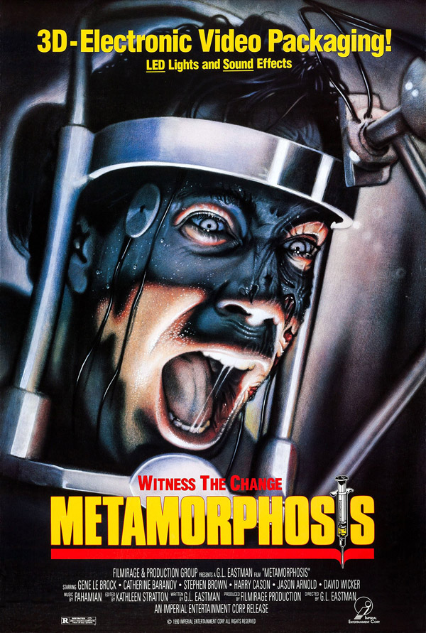 Us poster from the movie Metamorphosis
