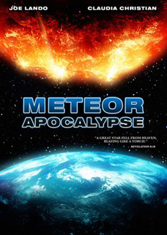 Us artwork from the movie Meteor Apocalypse