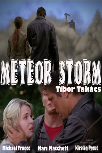 Unknown artwork from the TV movie Meteor Storm