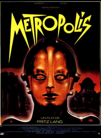 metropolis de fritz lang 1927 zoom scifi movies. Black Bedroom Furniture Sets. Home Design Ideas