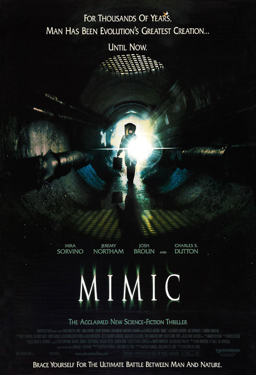 Us poster from the movie Mimic