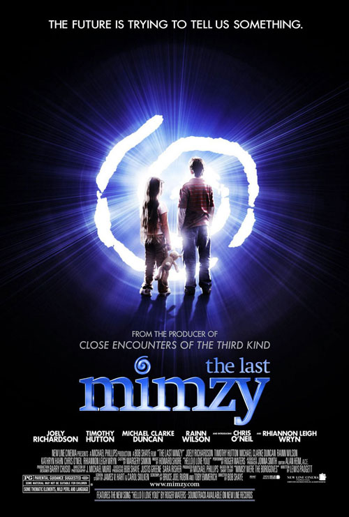 Us poster from the movie The Last Mimzy