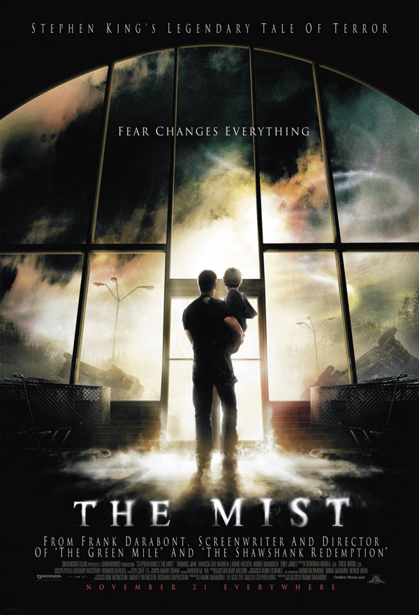 Us poster from the movie The Mist