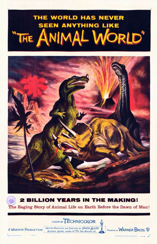 Us poster from the movie The Animal World