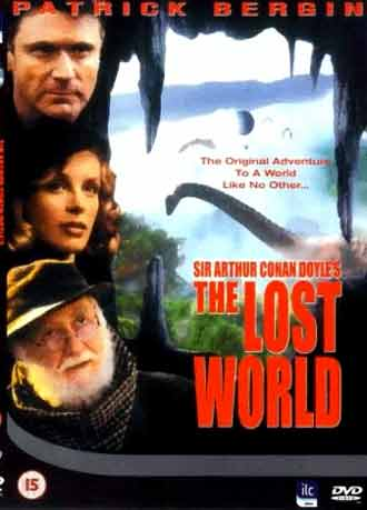 British poster from the movie The Lost World