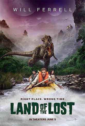Us poster from the movie Land of the Lost