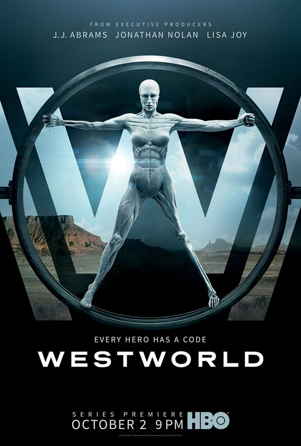 Us poster from the series Westworld