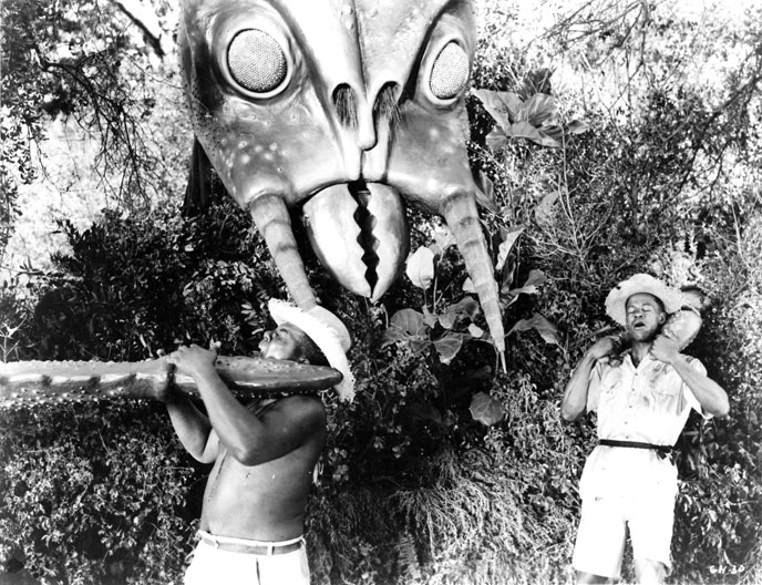 Photo de 'Monster from Green Hell' - ©1958 Gross-Krasne Productions - Monster from Green Hell (Monster from Green Hell) - cliquez sur la photo pour la fermer
