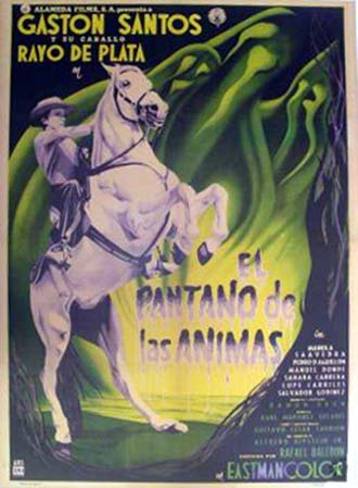 Unknown poster from the movie Swamp of the Lost Souls (El pantano de las ánimas)