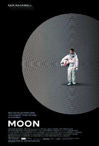 Unknown poster from the movie Moon
