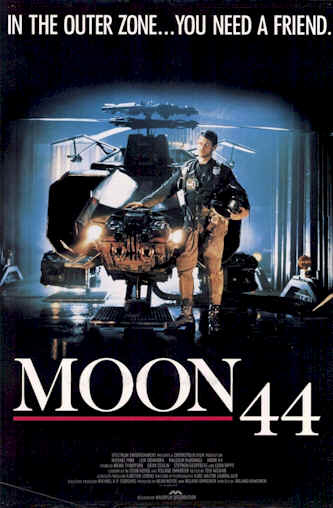 Us poster from the movie Moon 44