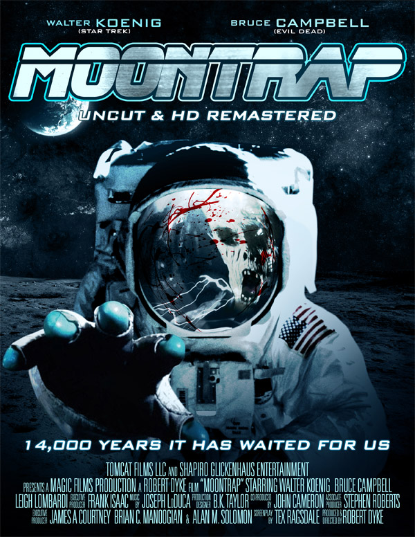 Us poster from the movie Moontrap