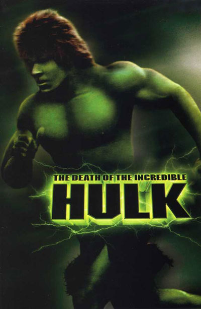 Us poster from the TV movie The Death of the Incredible Hulk