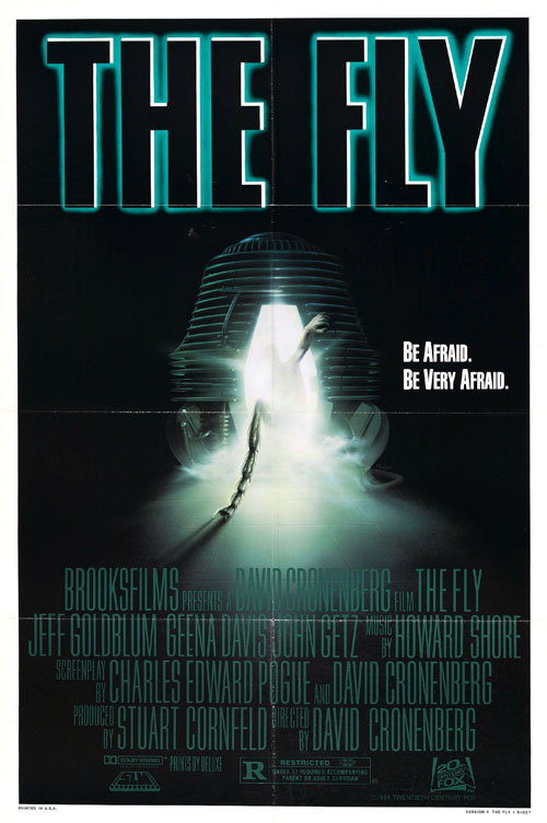 Us poster from the movie The Fly