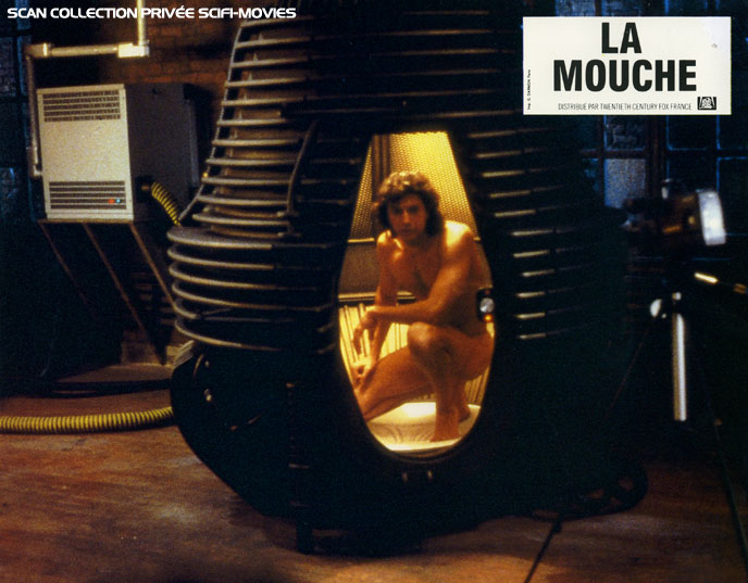 Photo de 'La Mouche' - ©1986 20th Century Fox - La Mouche (The Fly) - cliquez sur la photo pour la fermer