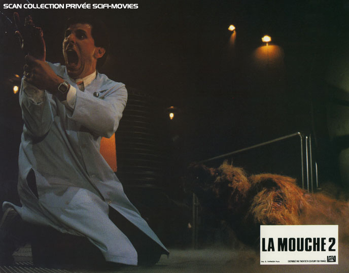 Photo de 'La Mouche 2' - ©1989 20th Century Fox - La Mouche 2 (The Fly II) - cliquez sur la photo pour la fermer