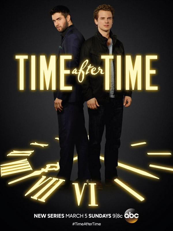 Us poster from the series Time After Time