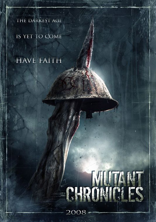 Us poster from the movie Mutant Chronicles