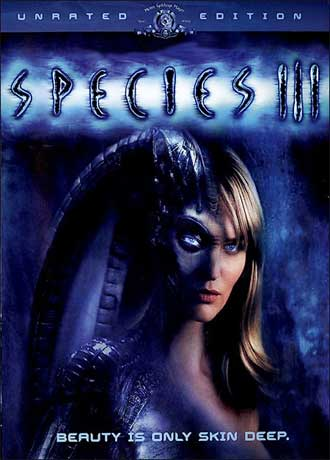 Unknown artwork from the movie Species III