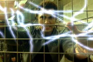 Brennan Mulwray, the electric man - Mutant X