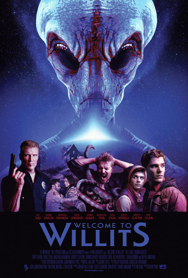 Us poster from the movie Welcome to Willits